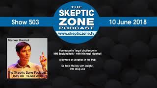 The Skeptic Zone #503 - 10.June.2018