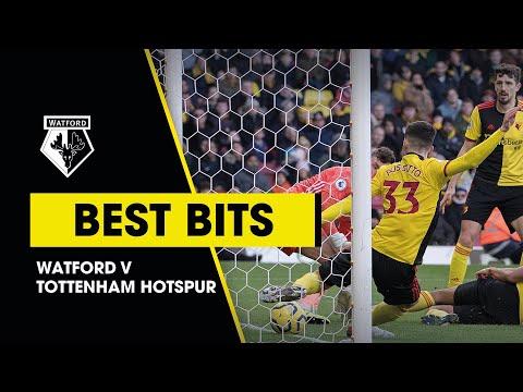 Уотфорд  0-0  Тоттенхэм видео