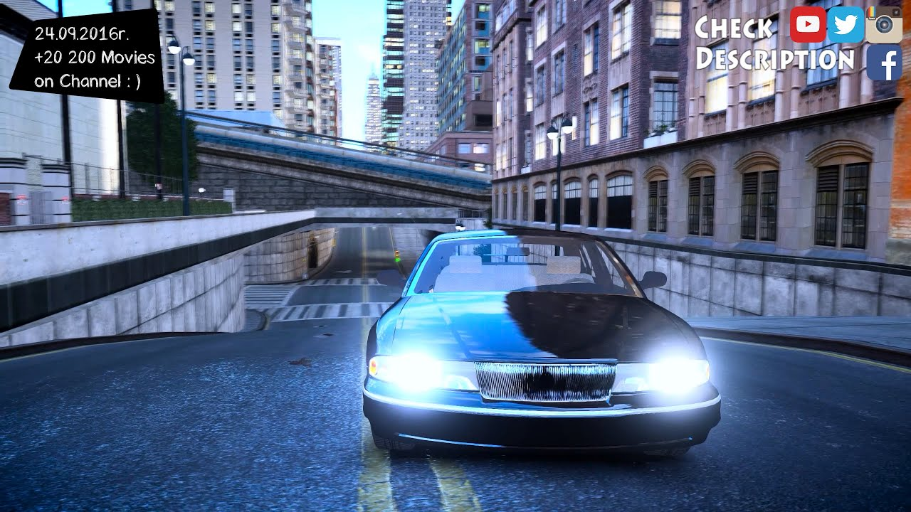 1994 Chrysler New Yorker LHS - GTA WORLD YT +20 200 MOVIES