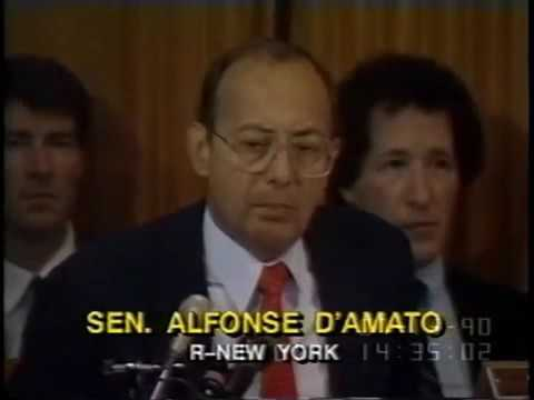 Alan Greenspan: Deposit Insurance Revision - Restructuring the Financial Services Industry (1990)