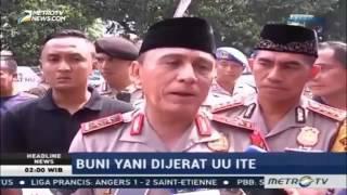 Bela Ahok, Sejumlah Tokoh Nasional Tolak Aksi Super Damai Demo 2 Desember 2016 '212'