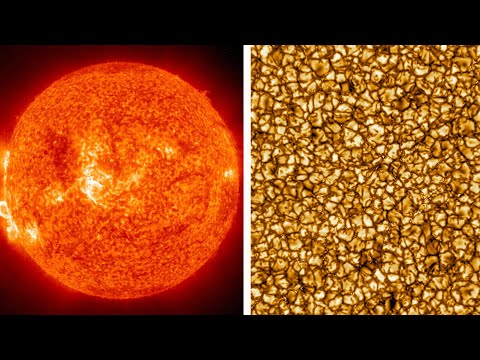 video: Surface of the Sun seen in unprecedented detail for the first time