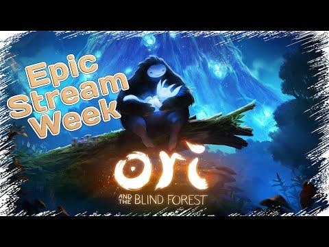 Смотреть прохождение игры EPIC STREAM WEEK | MAY 2020 | Day 4: Ori and The Blind Forest | Igorelli