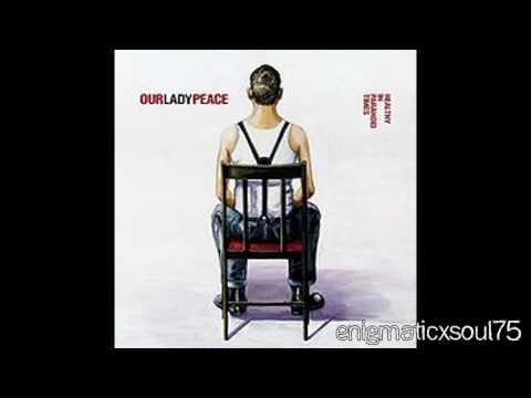 Our Lady Peace Wipe That Smile Off Your Face Lyrics In
