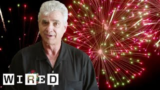 Pyrotechnics Pro Explains the Art of a Massive Fireworks Show | WIRED