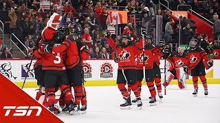 Canadian women beat US, win inaugural Rivalry Series
