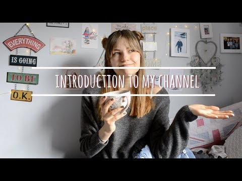 introduction to my channel // abbie jones