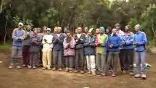 Kilimanjaro Song