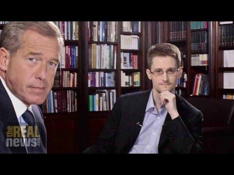 NBC's Snowden Interview Overlooks NSA's Pre-9/11 Data Collection