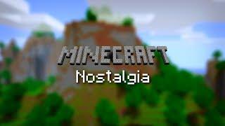 Some Nostalgic Minecraft Footage