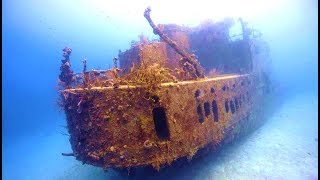 5 Mysterious Abandoned Ships That Can