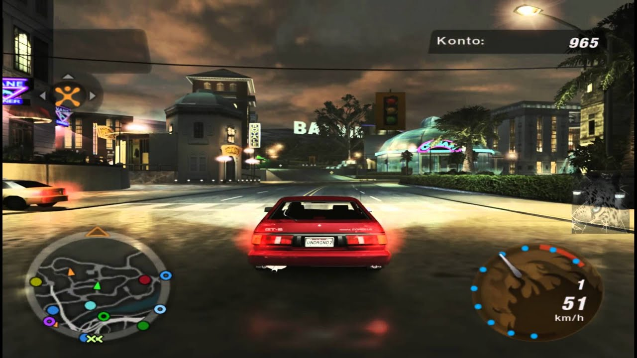 let 39 s play need for speed underground 2 part 12 german. Black Bedroom Furniture Sets. Home Design Ideas