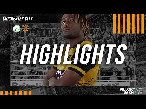 Chichester Maidstone Goals And Highlights
