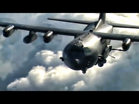 AC-130 Gunship • One Plane The Taliban Fears