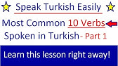 Learn turkish turkish in three minutes greetings youtube 1044 m4hsunfo