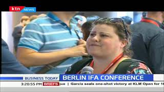 BERLIN IFA CONFERENCE: Largest technology exhibition conference underway