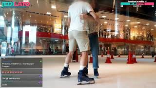 Romantic Ice Skating Date Part 3