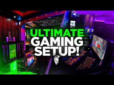 I Built The Ultimate Gaming Studio (Full Setup Tour)