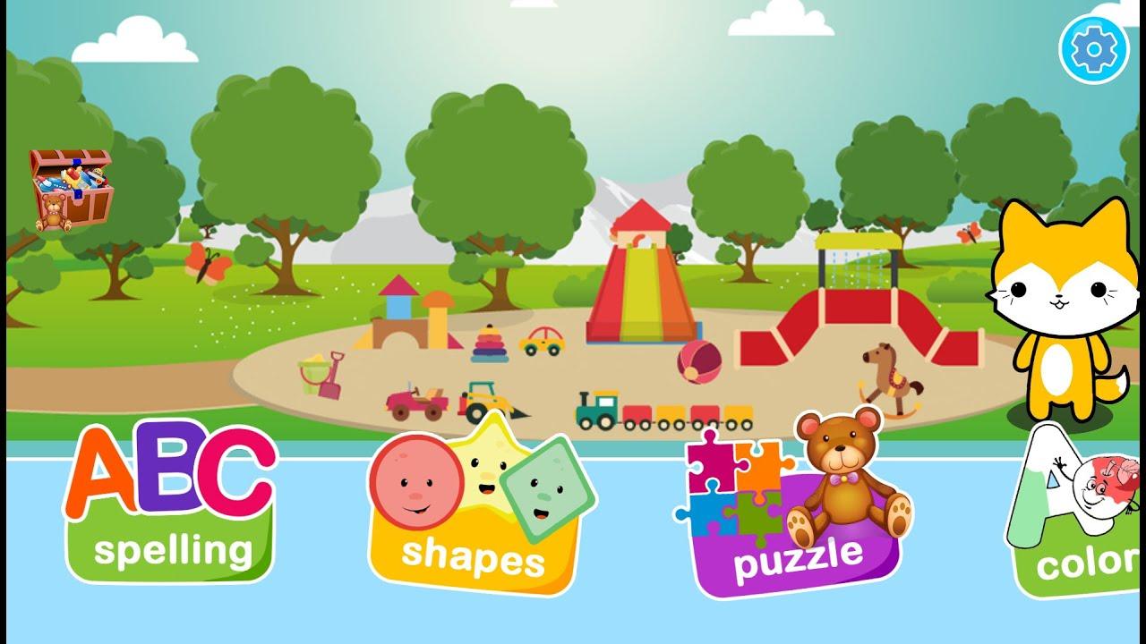Preschool Games for Kids - Educational Mobile Games for kids