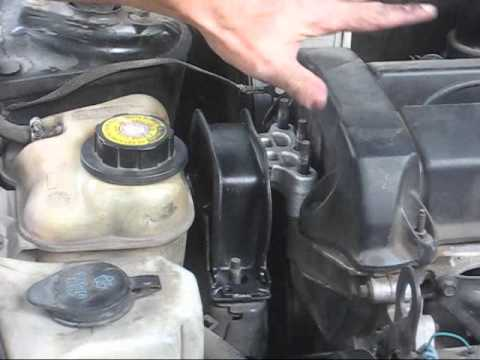 Top Engine Mount Replacement - Saturn S Series