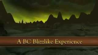 Excalibur WoW: The best Burning Crusade server out there!