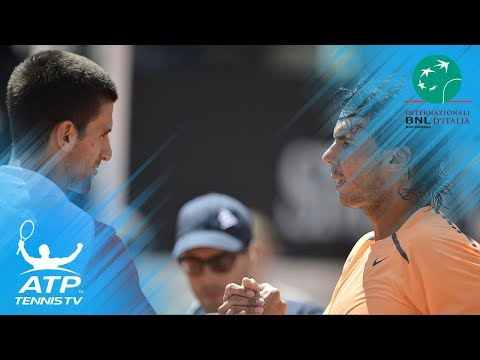 Rafa Nadal vs Novak Djokovic: Greatest Rallies in Rome