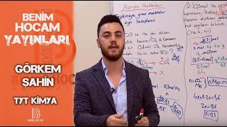 1 Görkem ŞAHİN Kimya Bilimi I YKS TYT Kimya 2019