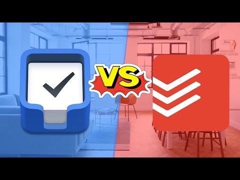 Things 3 vs Todoist   Feature Battle   Showdown - YouTube