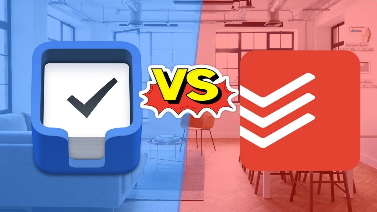 Things 3 vs Todoist | Feature Battle | Showdown