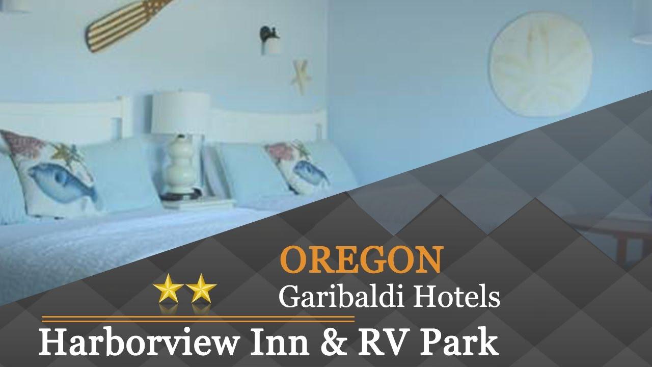 Harborview Inn Rv Park Garibaldi Hotels Oregon