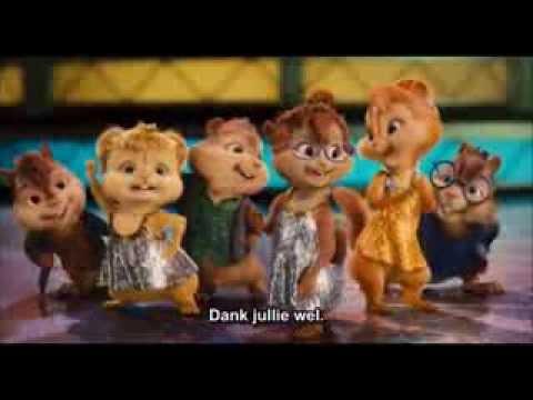 Chipmunks We Are Familly SCENE!!!!!