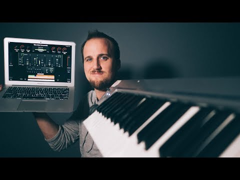 AFFORDABLE WORSHIP KEYBOARD SETUP THAT SOUNDS AMAZING