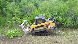Video Surgical Land Clearing-CAT 297 D2 w/ Denis Cimaf 180D in action download MP3, 3GP, MP4, WEBM, AVI, FLV Juli 2018