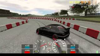 Live for Speed (LFS) Drift Gameplay | Logitech G27 | BMW M3 E36