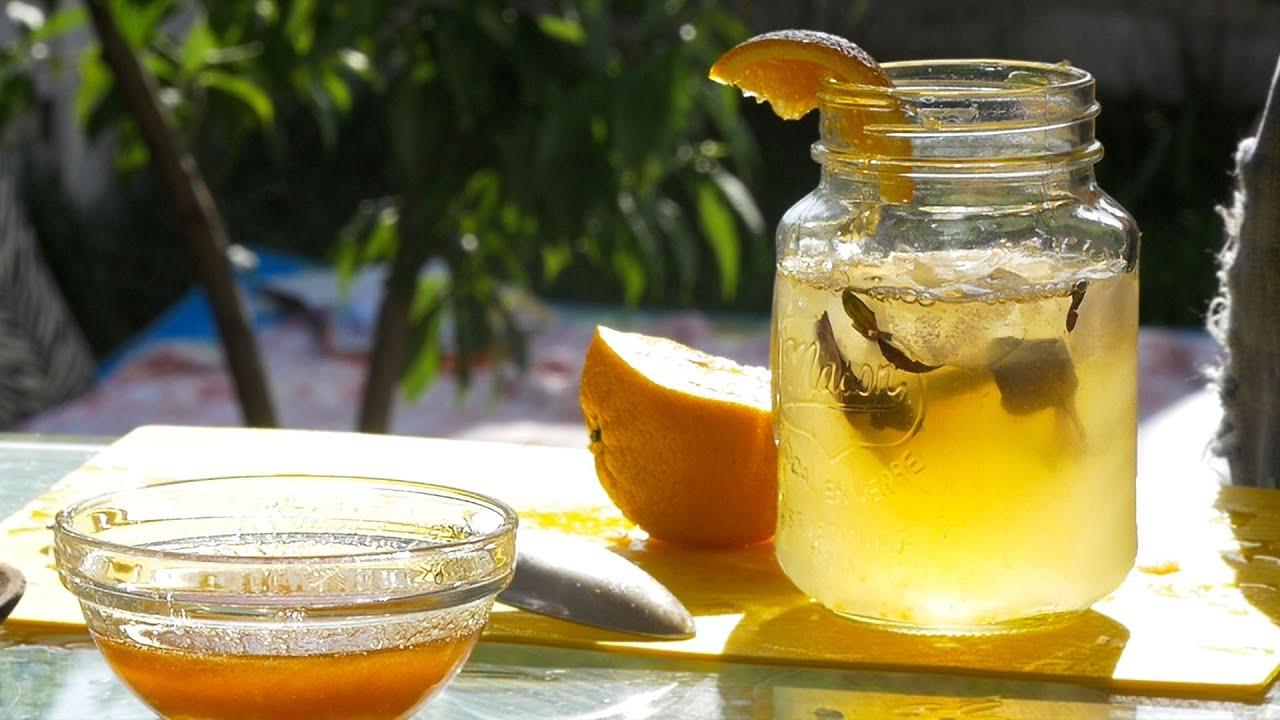 Вкусный домашний Лимонад за минуту