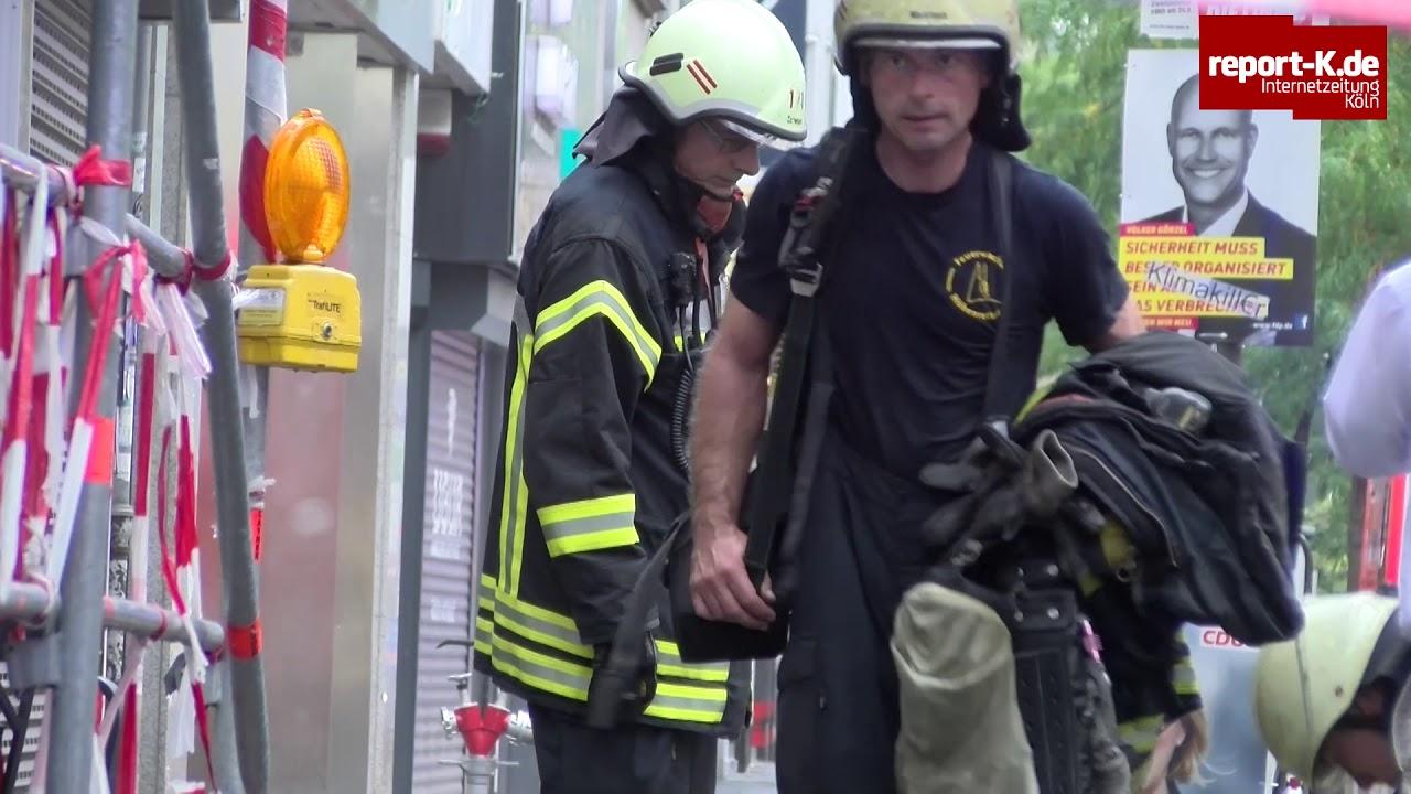 Lengeschäft Köln feuer in ladengeschäft in der neusser straße in köln nippes