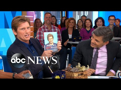 Comedian Denis Leary: