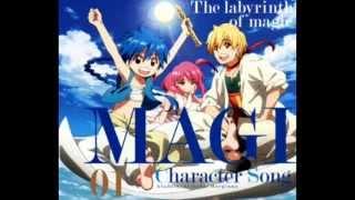 TVアニメ マギ アリババ(梶裕貴) one step further