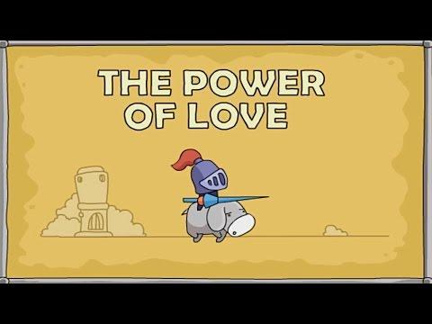НЕОБЫЧНЫЕ ИГРЫ - The Power Of Love | КЛИКЕР ЛЮБВИ! |