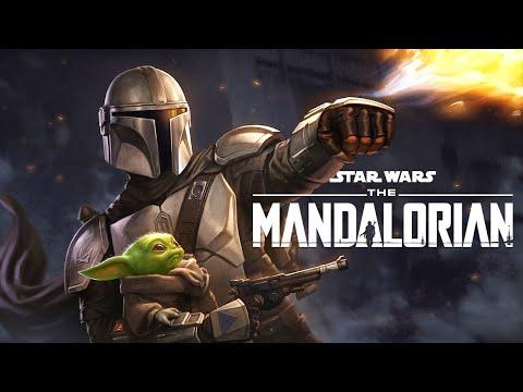 Star Wars The Mandalorian Baby Yoda Scene Mandalorian Jedi History Breakdown Youtube
