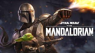 Star Wars The Mandalorian Baby Yoda Scene - Mandalorian Jedi History Breakdown