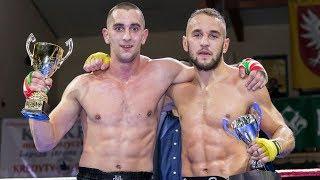 Dominik Parol (Uniq Warszawa) - Aleksy Zienkiewicz (Fight Academy Ostrołęka)
