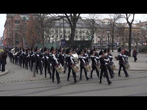 Norsk Militær Tattoo 2018 - Parade
