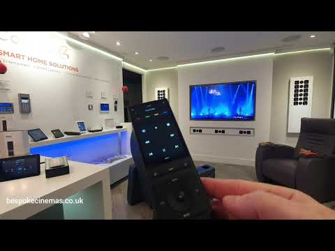 The New NEEO Remote by Control4 - unboxing and review