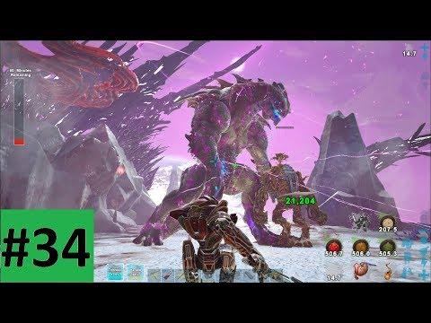 Король Титанов. Финал прохождения - ARK: Extinction (сезон 2019) #34