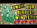 💰💥🤑 MUST WATCH! Biggest Win Yet! 💰💥🤑 OMG! £3 Emerald Doubler Scratchcards 💰💥🤑 UK scratch cards 🍀