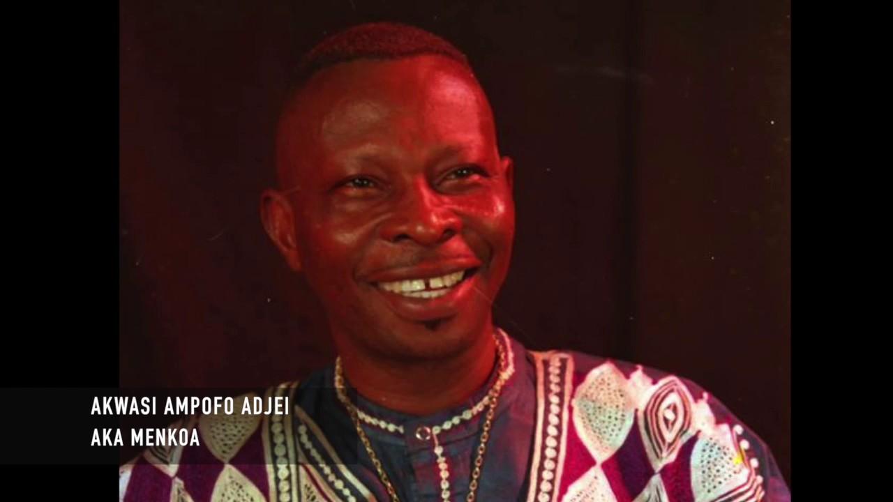 Download Akwasi Ampofo Adjei - Aka Menkoa