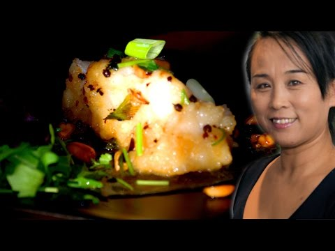 Chinese Sichuan Style Cod Recipe (Chinese Spicy Seafood Recipe)