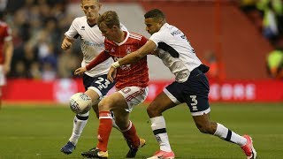Highlights: Forest 1-0 Millwall (04.08.17)