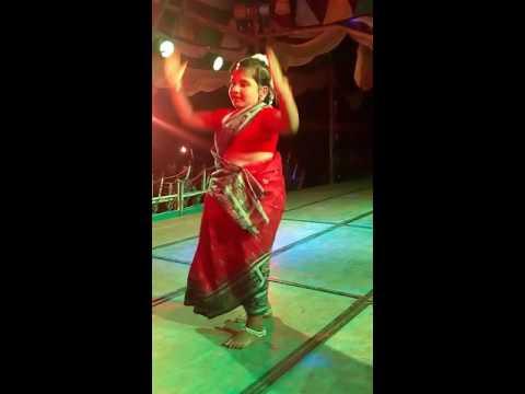 Little Tapi dancing on nupura mo runujhunu baje